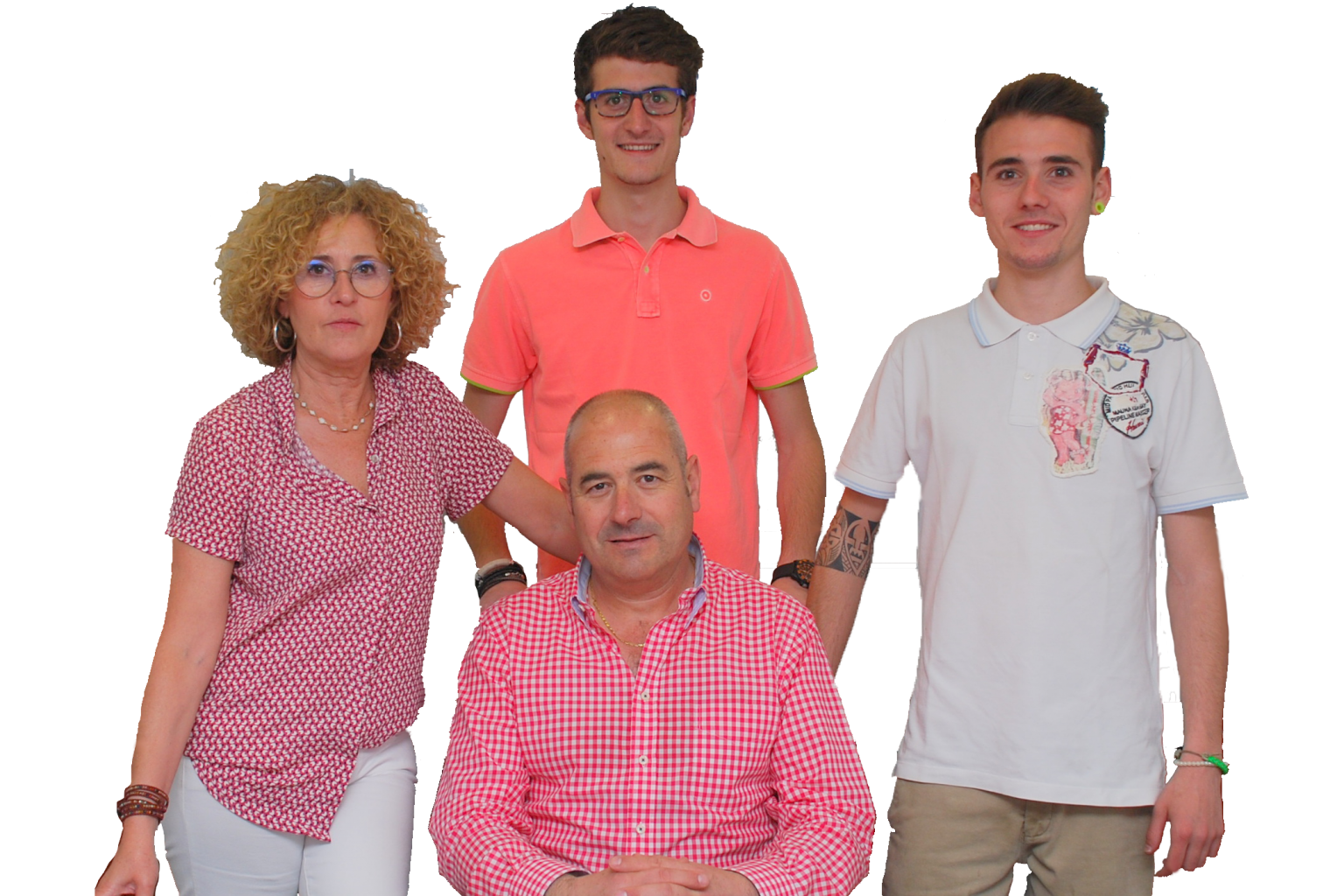Familia Flores Gallardo